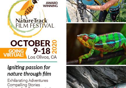 Üçüncü Yıllık NatureTrack Film Festivali – Yeniden Planlanan 2020 Festivali için Yeni Sanal Seçenek